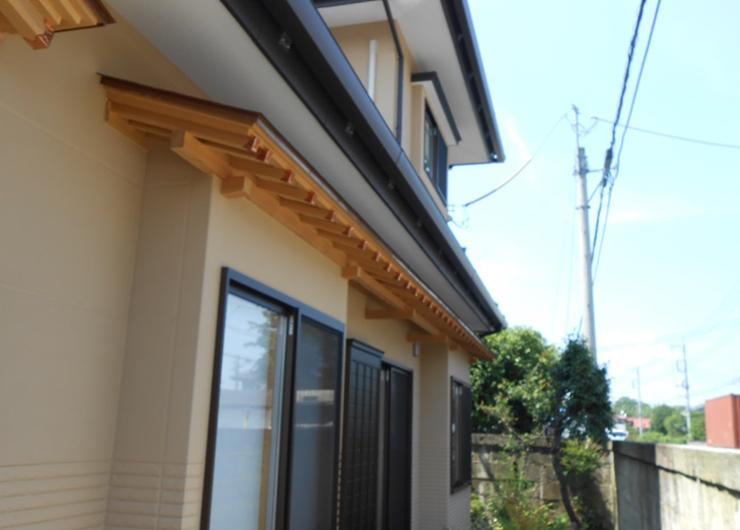 もともと夏仕様で作られてきた日本の伝統的家屋(青木邸)