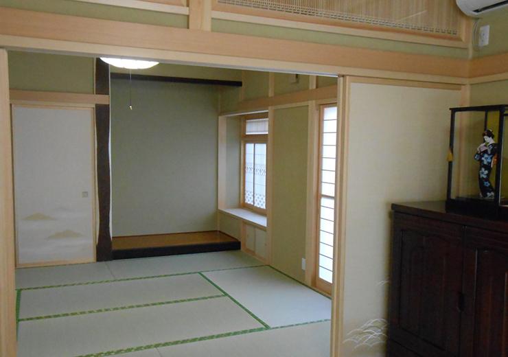 和室 畳(座敷)